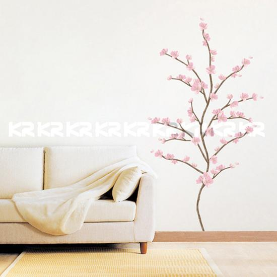 Japanese Cherry Blossoms Wall Decal By Art Com