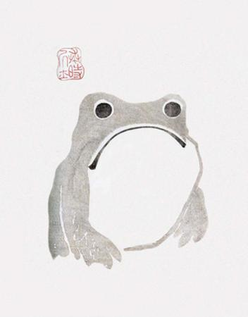 Japanese Frog