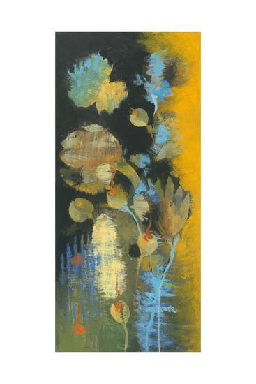 Japanese Garden-Paul Chang-Premium Giclee Print