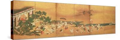 Chinese Children at Play, Edo Period