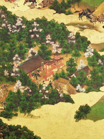 Heiji Uprising of 1159, Momoyama Period