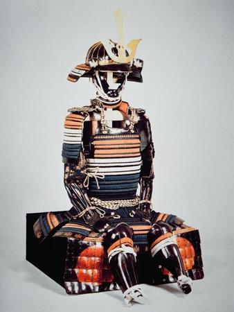 Samurai of Old Japan: Suit of Armour Worn by Toyotomi Hideyoshi, Momoyama Period, 1568-1600