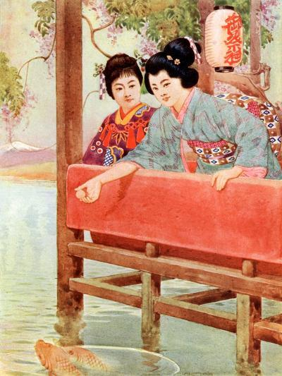 Japanese Women--Giclee Print