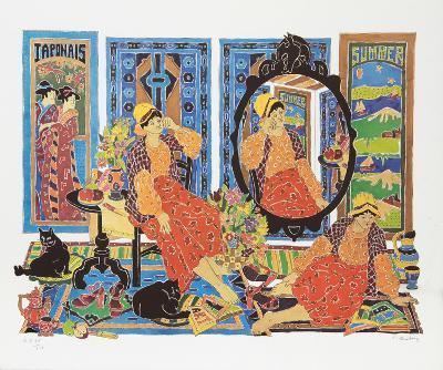 Japonais-Estelle Ginsburg-Collectable Print