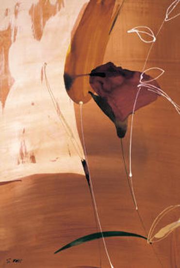 Japonica-Sera Valls-Art Print