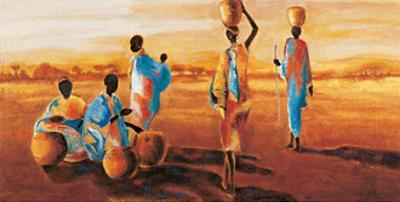 Apres-Midi en Afrique