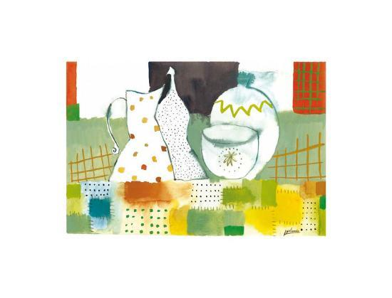 Jar I-Lola Soto-vicario-Art Print