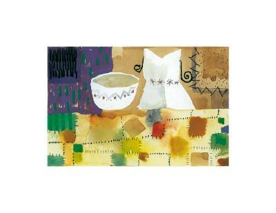 Jar II-Lola Soto-vicario-Art Print