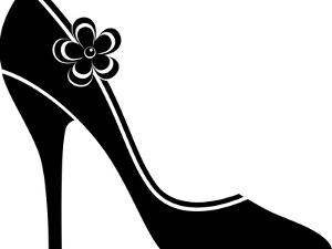 High Heel Shoes (Silhouette) by jara3000