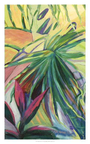 Jardin Abstracto I-Suzanne Wilkins-Art Print