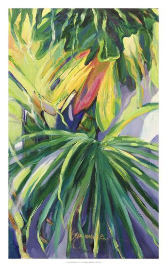Jardin Abstracto II-Suzanne Wilkins-Art Print