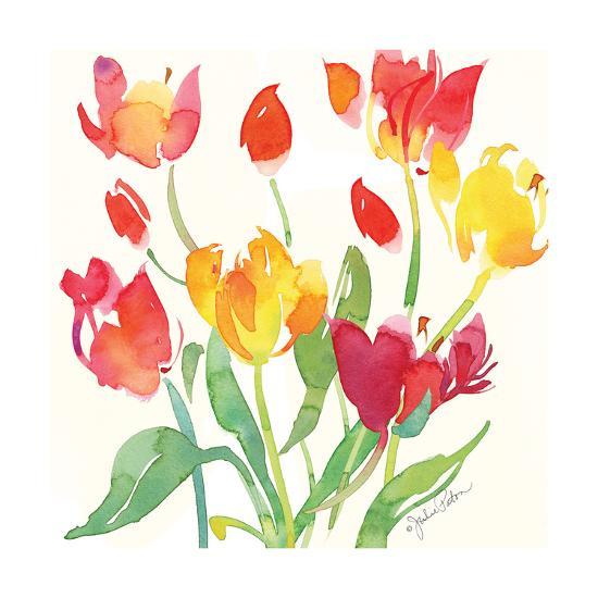 Jardin de Plantes II-Julie Paton-Art Print