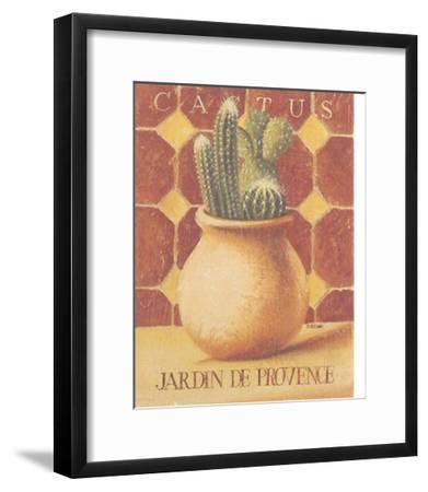 Jardin de Provence-Pascal Cessou-Framed Art Print