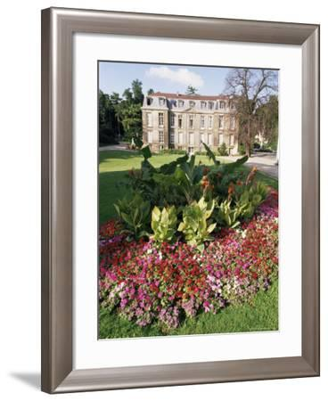 Jardin Des Plantes, Quartier Latin, Paris, France-Duncan Maxwell-Framed Photographic Print