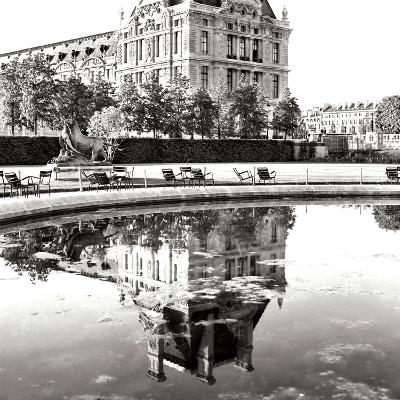 Jardin des Tuileries I-George Johnson-Photographic Print