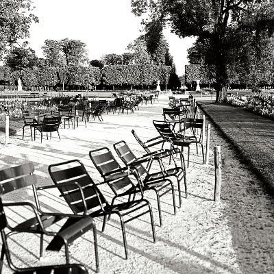 Jardin des Tuileries II-George Johnson-Photographic Print