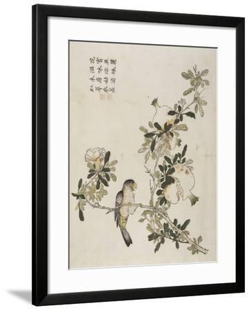 """Jardin du grain de moutarde""--Framed Giclee Print"