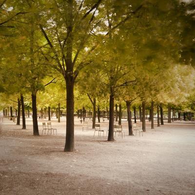 Jardin Du Luxembourg, Latin Quarter, Paris, France-Jon Arnold-Photographic Print