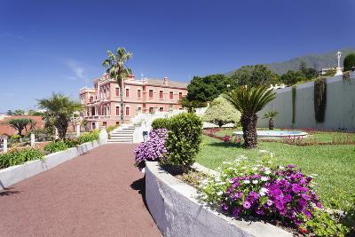 Jardin Marquesado De La Quinta Gardens, La Orotava, Canary Islands-Markus Lange-Photographic Print