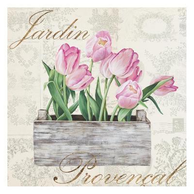 Jardin Provencal-Remy Dellal-Art Print