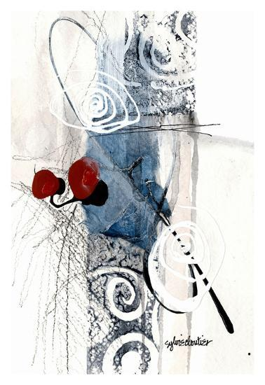 Jardinage-Sylvie Cloutier-Art Print