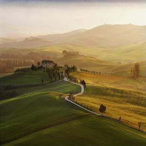 Val D'Orcia by Jarek Pawlak