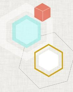 Mod Geometry I by Jarman Fagalde