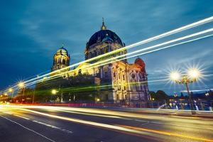 Museum Island with Berlin Cathedral - Berlin, Germany by Jaromir Chalabala