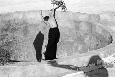 Dunkle Oasen 8, 2015 by Jaschi Klein