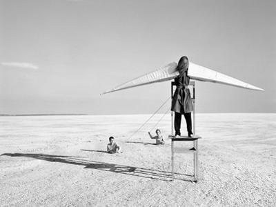 Longing For Wind 3, 2015 by Jaschi Klein