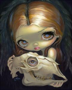 Alchemical Angel I by Jasmine Becket-Griffith