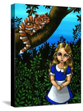 Alice in Wonderland :  Alice and the Cheshire Cat