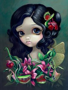 Carnivorous Bouquet Fairy by Jasmine Becket-Griffith