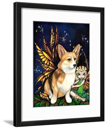 Corgi of the Faeries - Fairy Dog