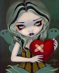 Mending a Broken Heart by Jasmine Becket-Griffith