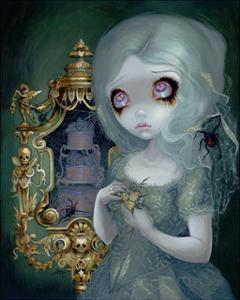 Miss Havisham by Jasmine Becket-Griffith