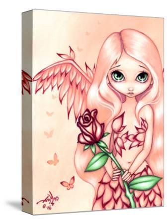 Pale Rose - an Angel Fairy