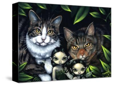 Pixie Cats - Fairy & Cat Picture