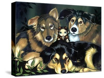 Pixie Dogs - Fairy Dog Picture
