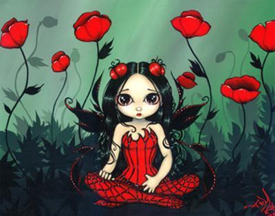 Poppy Garden Fairy