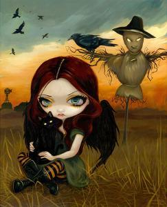The Scarecrow by Jasmine Becket-Griffith