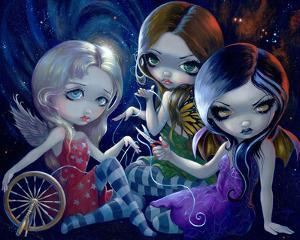 The Three Fates by Jasmine Becket-Griffith