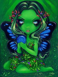 Verdant Green by Jasmine Becket-Griffith