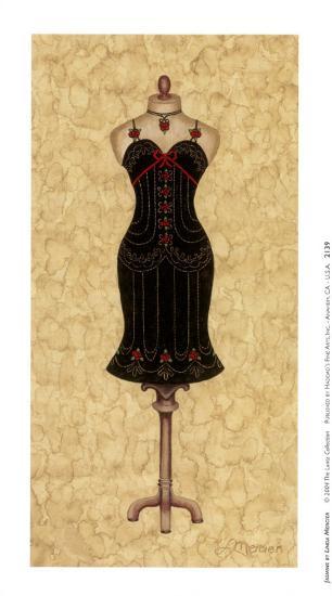 Jasmine-Linda Mercier-Art Print