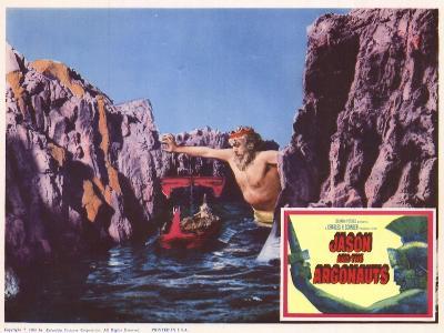 Jason and the Argonauts, 1963--Art Print