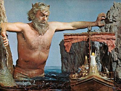 Jason and the Argonauts, (AKA Jason and the Golden Fleece), Triton, 1963--Photo