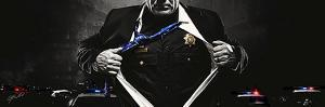 Answering the Call (Policeman) by Jason Bullard