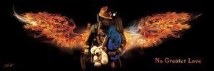 Fireman Rescue by Jason Bullard