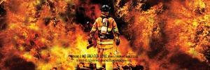 Fireman's Noble Call by Jason Bullard