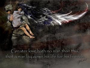Military Rescue by Jason Bullard